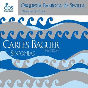 Carles Baguer (1768-1080): Sinfonías