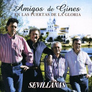 Sevillanas. En las Puertas de la Gloria