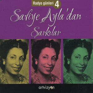 Safiye Ayla'dan Sarkilar Radyo Günleri 4