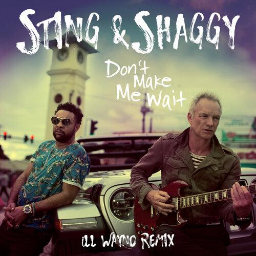 Don't Make Me Wait - iLL Wayno Remix