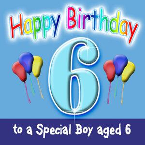 Happy Birthday 6 TODAY! Dance Mix (Boy)