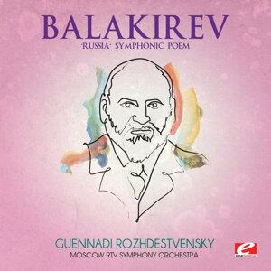 "Balakirev: ""Russia"" Symphonic Poem (Digitally Remastered)"