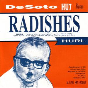 Radishes b/w Positronic Ray