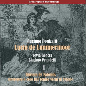 Gaetano Donizetti: Lucia de Lammermoor [1957], Vol. 1