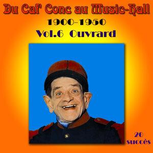Du Caf' Conc au Music-Hall 1900-1950 Vol. 6