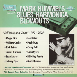 Mark Hummel's Blues Harmonica Blowouts