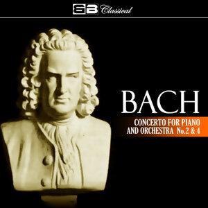 Bach Concerto for Piano & Orchestra No. 2 & 4