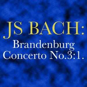 Brandenburg Concerto No. 3: I.