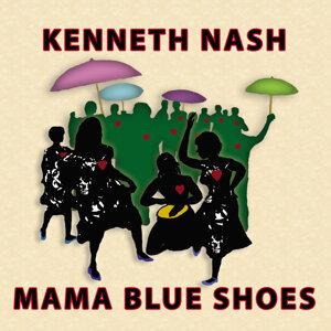 Mama Blue Shoes