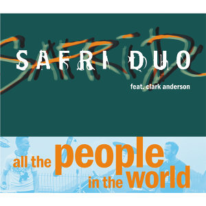 All The People In The World - 2-tracks