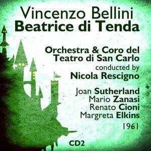 Vincenzo Bellini : Beatrice di Tenda (1961), Volume 2