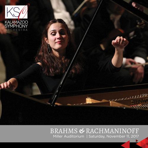 Brahms & Rachmaninoff (Live)