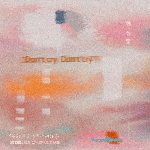Don't cry Don't cry - 公视:你的孩子不是你的孩子 主题曲