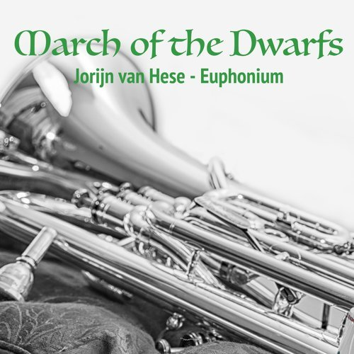 Lyric Pieces, Book 5, Op. 54: III. Trolltog, March of the Dwarfs (Allegro Moderato) [Arr. for Euphonium]