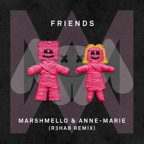 FRIENDS - R3hab Remix
