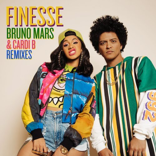 Finesse - Pink Panda Remix; feat. Cardi B