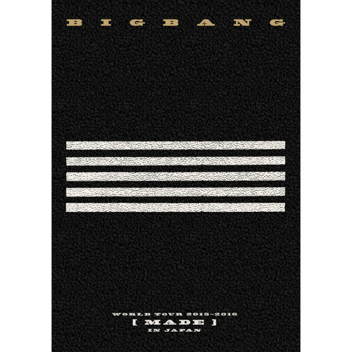 BIGBANG WORLD TOUR 2015~2016 [MADE] IN JAPAN