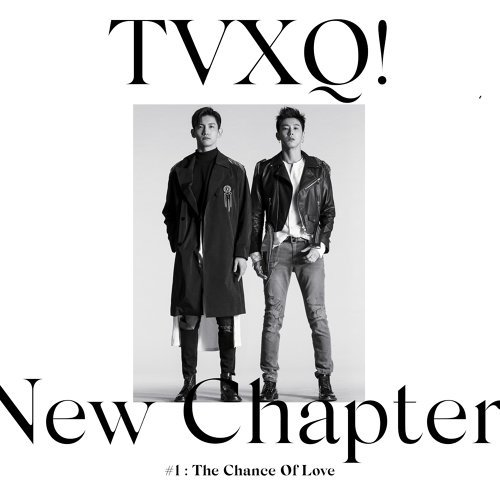 第八張正規專輯『New Chapter #1: The Chance of Love』