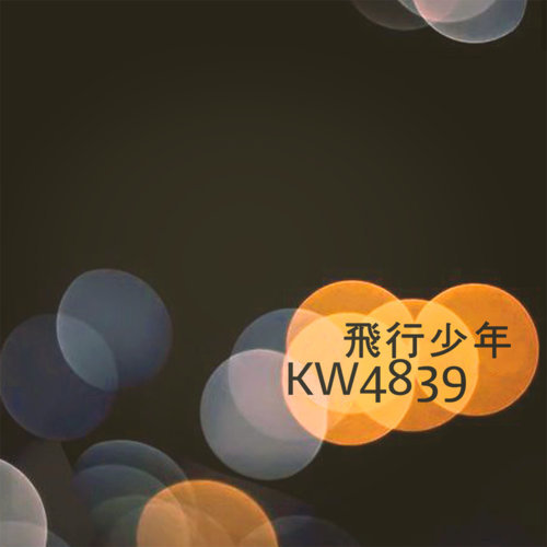 Flight Boy KW4839 비행소년 KW4839
