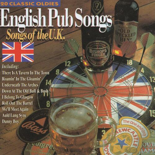 Barry O'Dowd & The Shamrock Singers - English Pub Songs