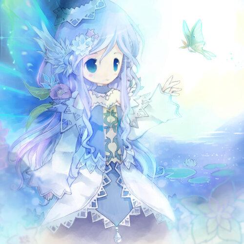 玻璃の海 feat.VY1