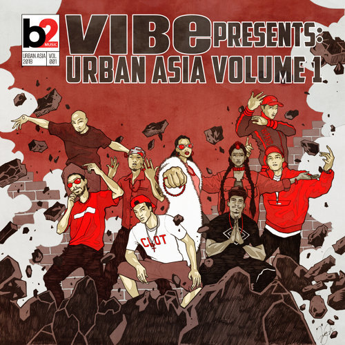 Vibe Presents: Urban Asia, Vol. 1