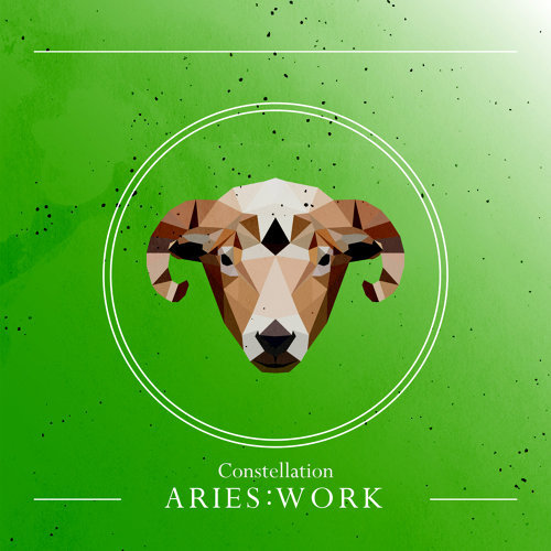 星座系列 -【牡羊:工作】Vol.2:Constellation -【ARIES:WORK】Vol.2