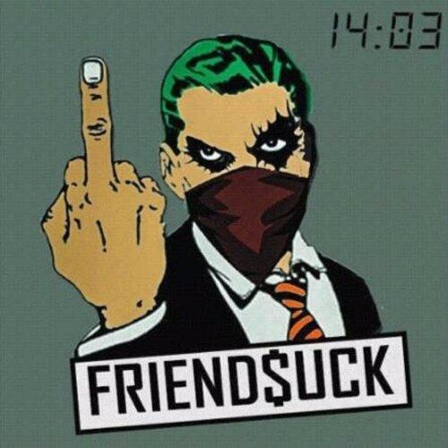 Friendsuck