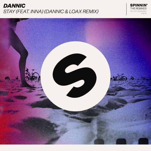 Stay (feat. INNA) - Dannic & LoaX Remix