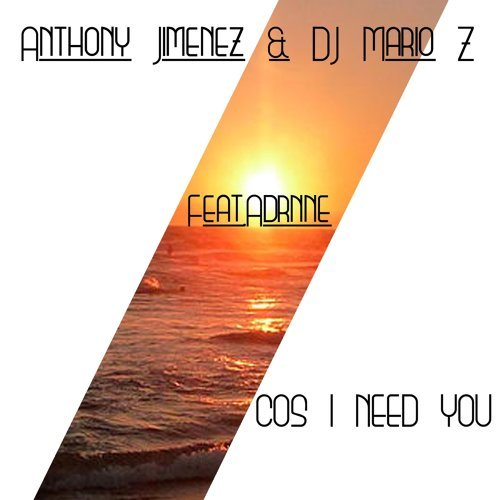 Cos I Need You (feat. Adrnne)
