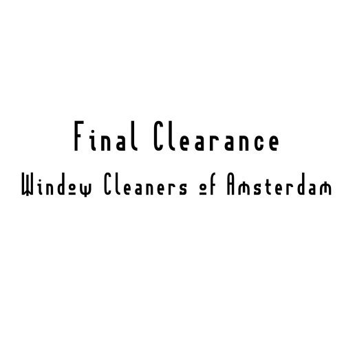 Window Cleaners of Amsterdam