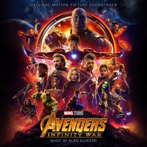 Avengers: Infinity War - Original Motion Picture Soundtrack