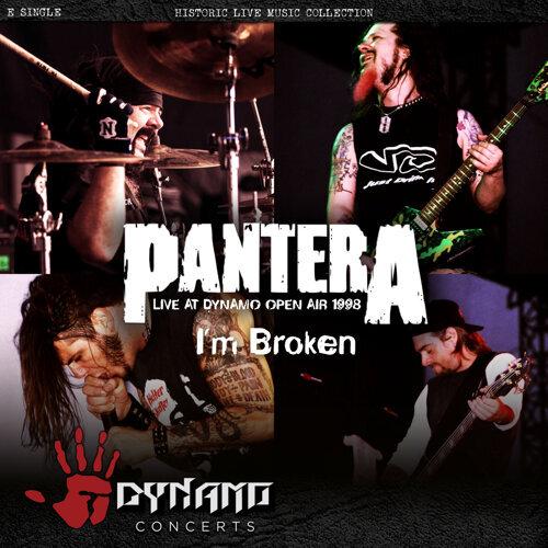 I'm Broken - Live
