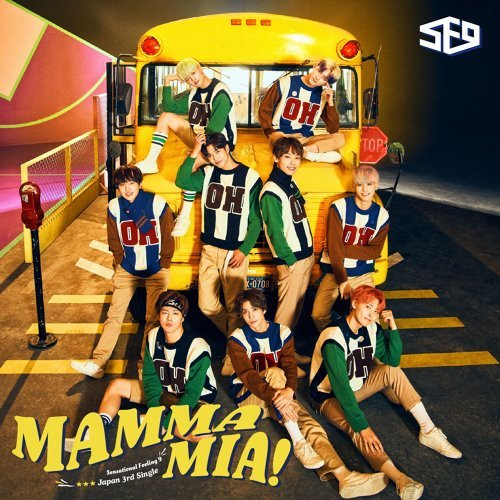 SF9 – Mamma Mia ! -Japanese Ver.- – Single