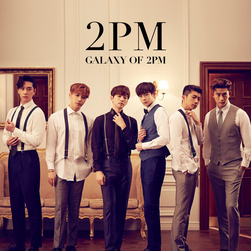 Galaxy of 2PM - Repackage