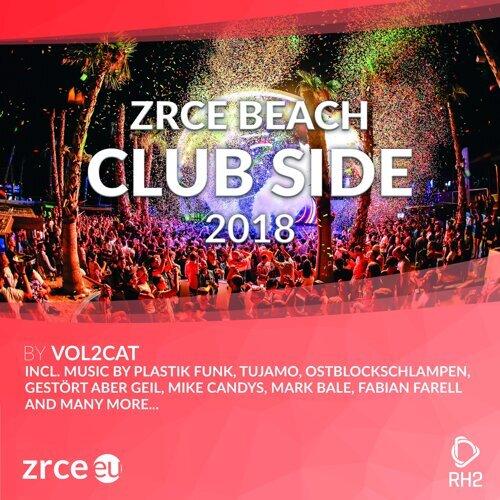 Zrce Beach 2018 - Clubside