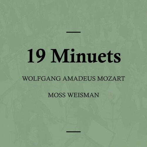 Mozart: 19 Minuets