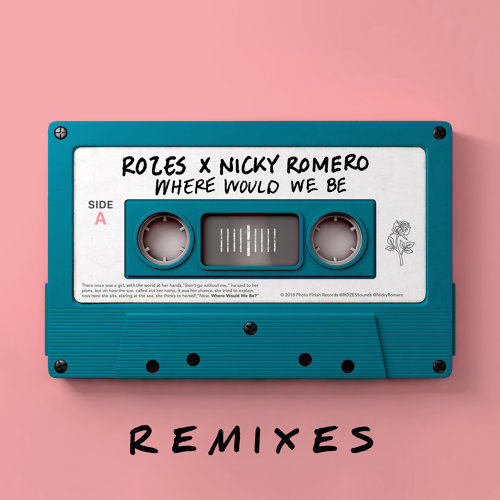 Where Would We Be - Remixes Vol. 1