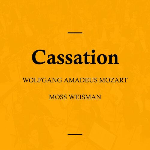 Mozart: Cassation