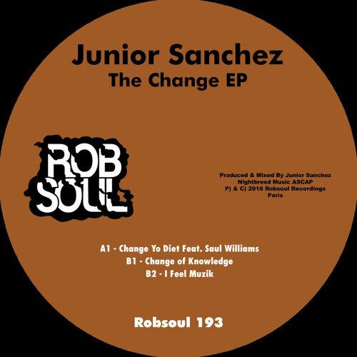 The Change EP