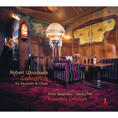 Woodcock: Concertos for Recorder & Oboe