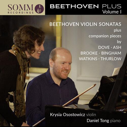 Beethoven: Violin Sonatas Nos. 1-5 & 8
