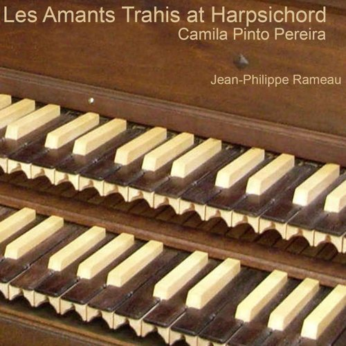Les Amants Trahis at Harpsichord