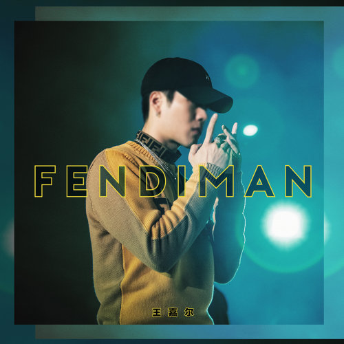 Jackson Wang – Fendiman – Single