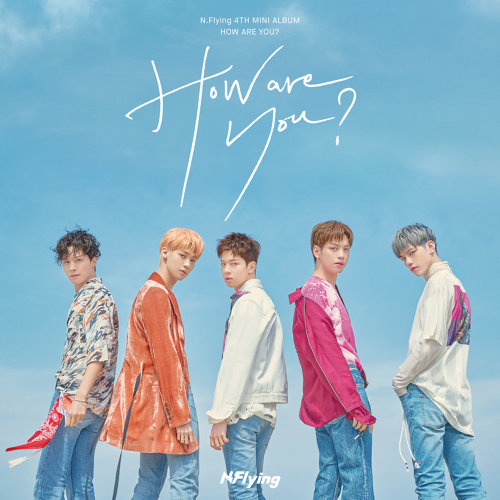 N.Flying第四張迷你專輯HOW ARE YOU ? (N.Flying 4TH MINI ALBUM [HOW ARE YOU?])