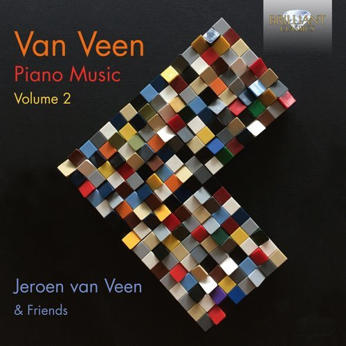 Van Veen: Piano Music, Vol. 2