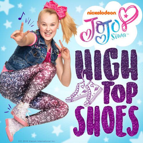 High Top Shoes-JoJo Siwa-KKBOX