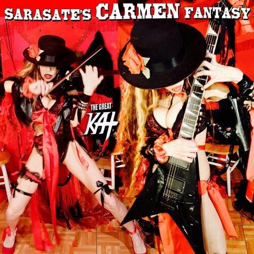 Sarasate's Carmen Fantasy