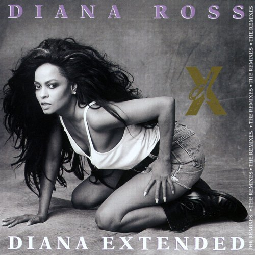Diana Extended - The Remixes