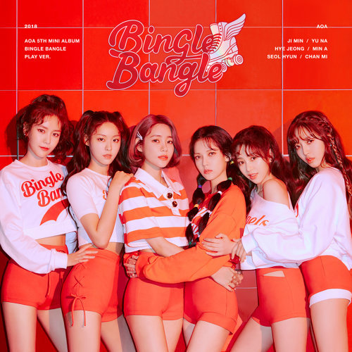 第五張迷你專輯BINGLE BANGLE (5th mini album BINGLE BANGLE)
